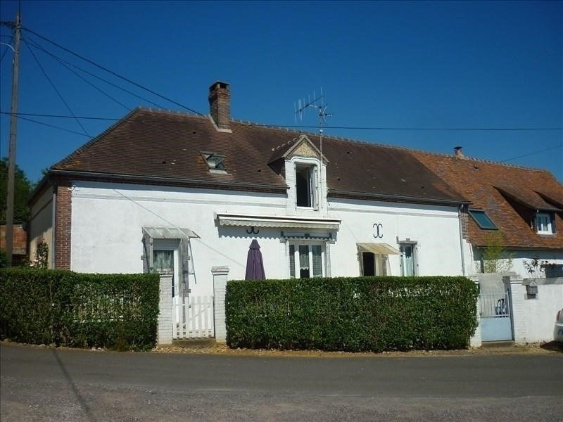 Vente maison / villa Tourouvre 64 000€ - Photo 1