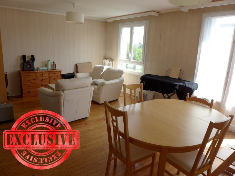 Vente appartement Trappes 131000€ - Photo 1