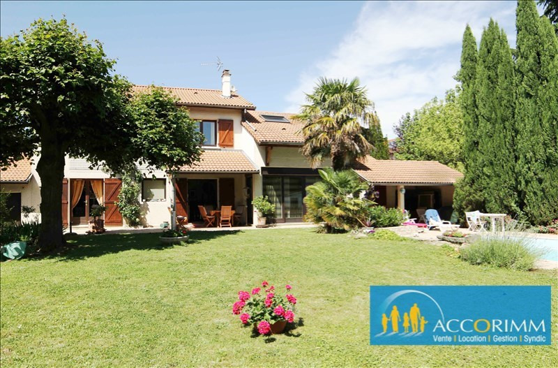Vente de prestige maison / villa St priest 580000€ - Photo 3