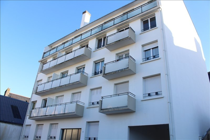 Sale apartment Quimper 123 050€ - Picture 1