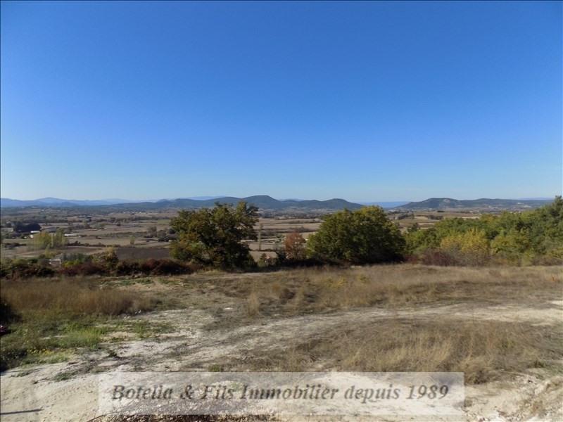 Venta  terreno Barjac 84000€ - Fotografía 2