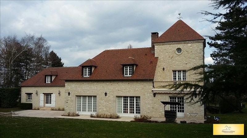 Venta de prestigio  casa Fontenay mauvoisin 1190000€ - Fotografía 3