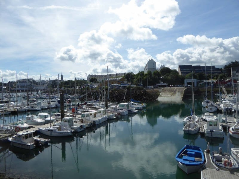 Sale apartment Douarnenez-treboul 49 500€ - Picture 5