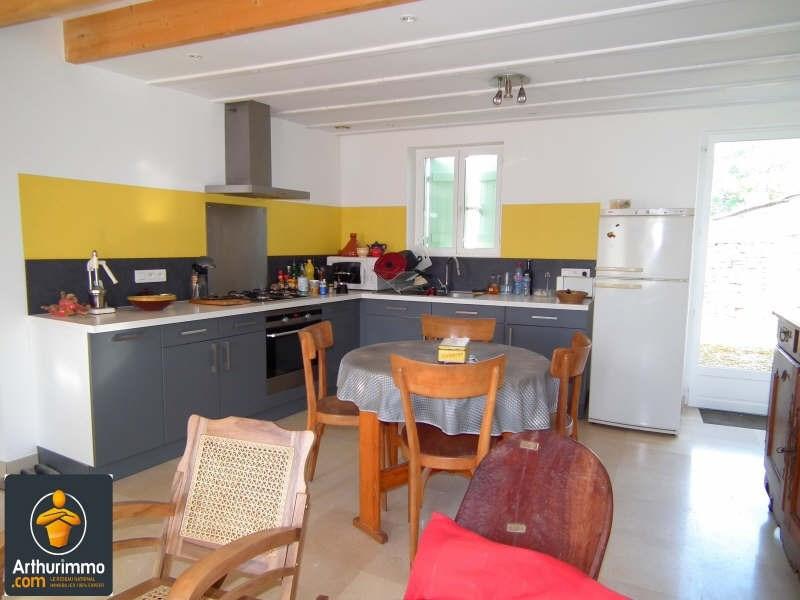 Sale house / villa Matha 181000€ - Picture 6