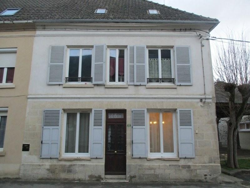 Sale house / villa Oulchy le chateau 108000€ - Picture 1
