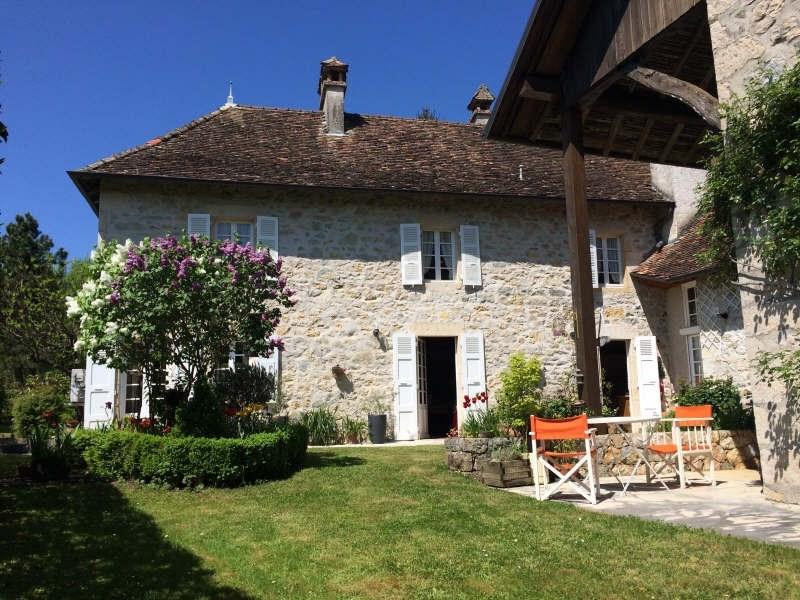Sale house / villa Massignieu de rives 430000€ - Picture 4