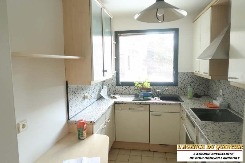 Venta  apartamento Boulogne billancourt 699000€ - Fotografía 3