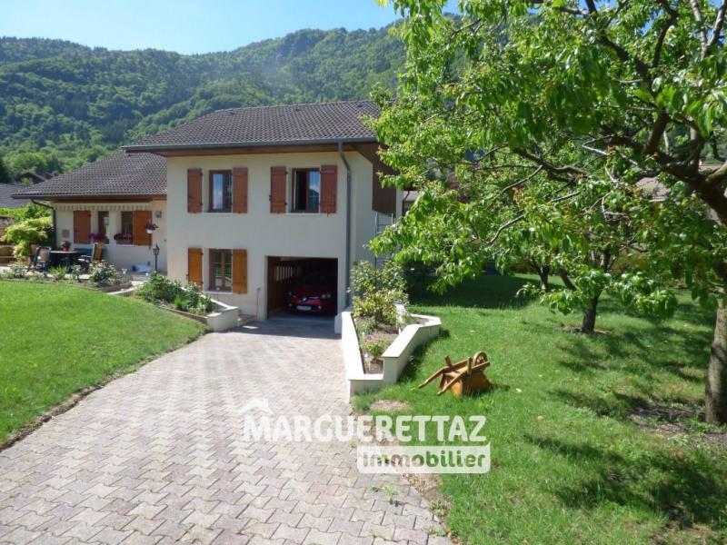 Vente maison / villa Saint-jeoire 399000€ - Photo 2