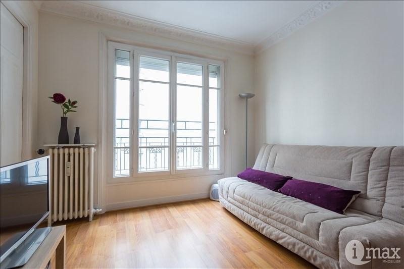 Sale apartment Paris 17ème 292000€ - Picture 2