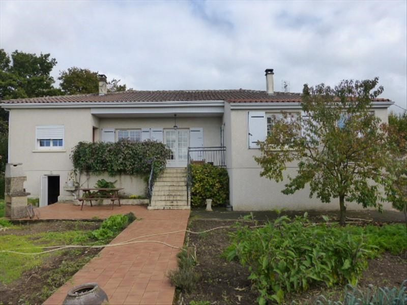 Sale house / villa Breuil magne 225000€ - Picture 1