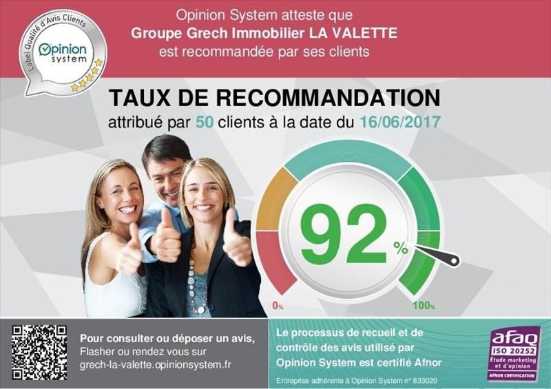 Sale apartment Toulon 150000€ - Picture 5
