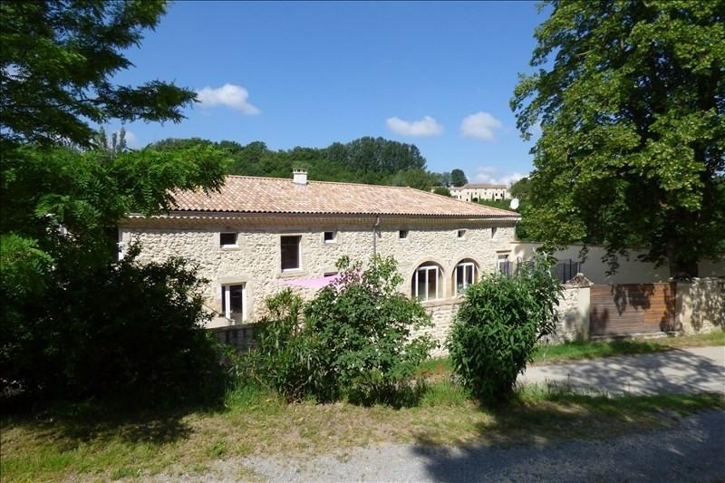 Vente de prestige maison / villa Divajeu 625000€ - Photo 1