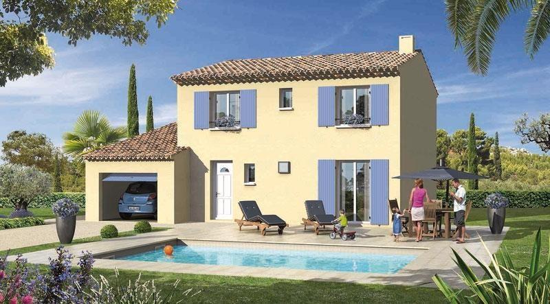 Maison  4 pièces + Terrain 90 m² Plan de Cuques par MAISONS AVENIR TRADITION