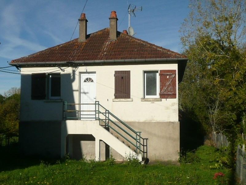 Sale house / villa Concressault 78000€ - Picture 2