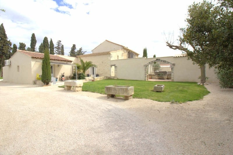 Vente de prestige maison / villa Eyragues 729 000€ - Photo 1