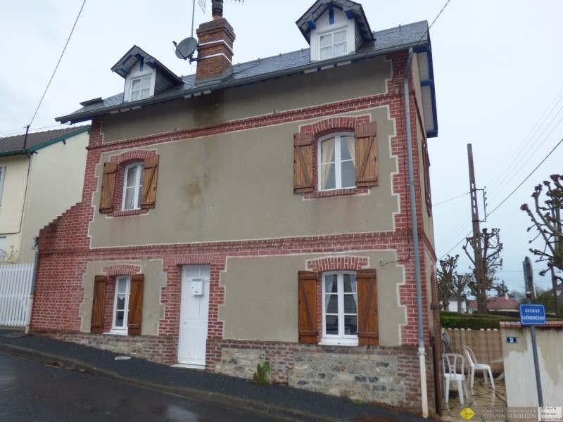 Revenda casa Villers sur mer 179000€ - Fotografia 1