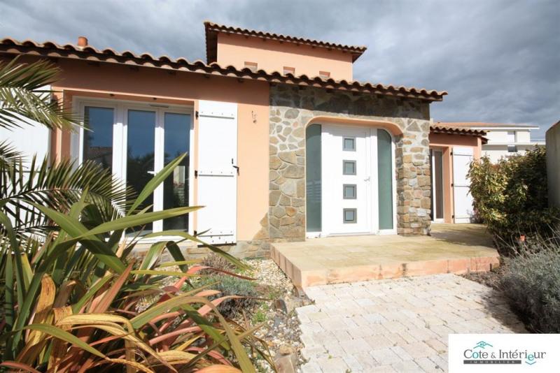 Sale house / villa Chateau d olonne 339000€ - Picture 1