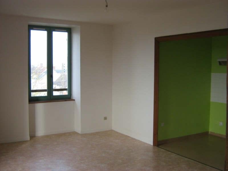 Rental apartment Fourchambault 395€ CC - Picture 2