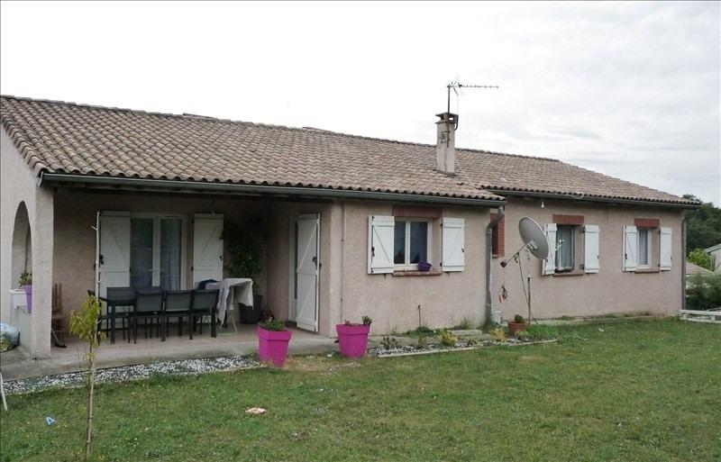 Vente maison / villa Bouloc 325000€ - Photo 2