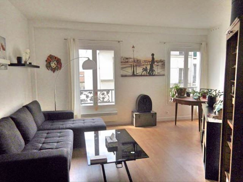 Vente appartement Paris 20ème 420 000€ - Photo 1