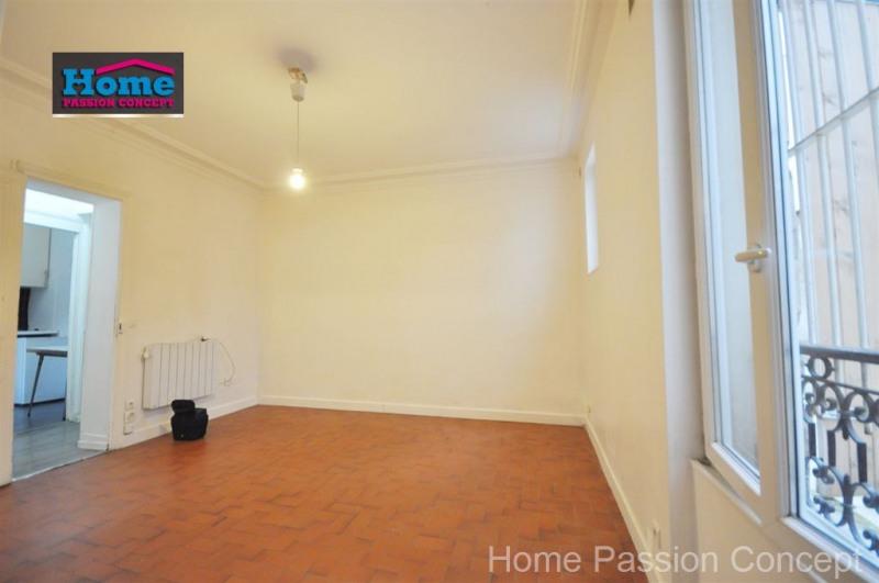 Sale apartment Paris 20ème 250000€ - Picture 2