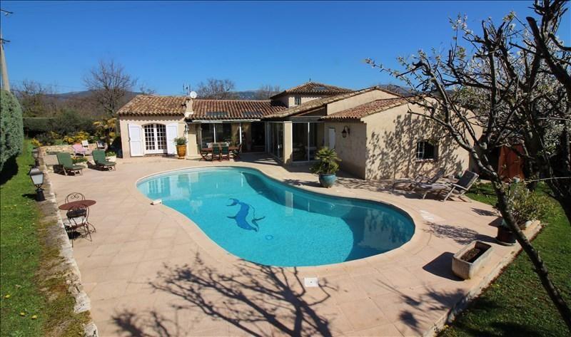 Vente de prestige maison / villa Saint cezaire sur siagne 570000€ - Photo 1
