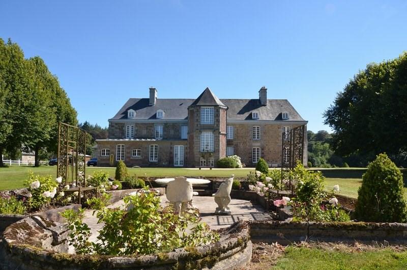Verkoop van prestige  kasteel Villedieu les poeles 1950000€ - Foto 4