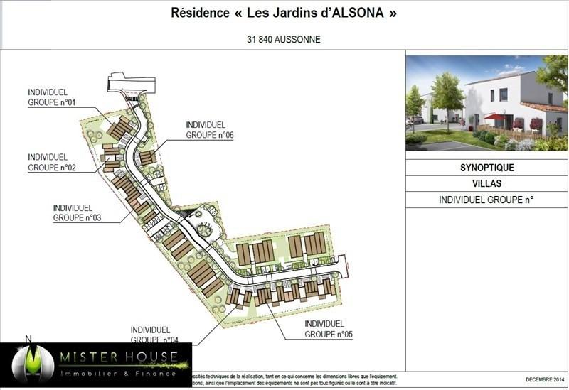 Verkoop nieuw  woningen op tekening Aussonne  - Foto 4