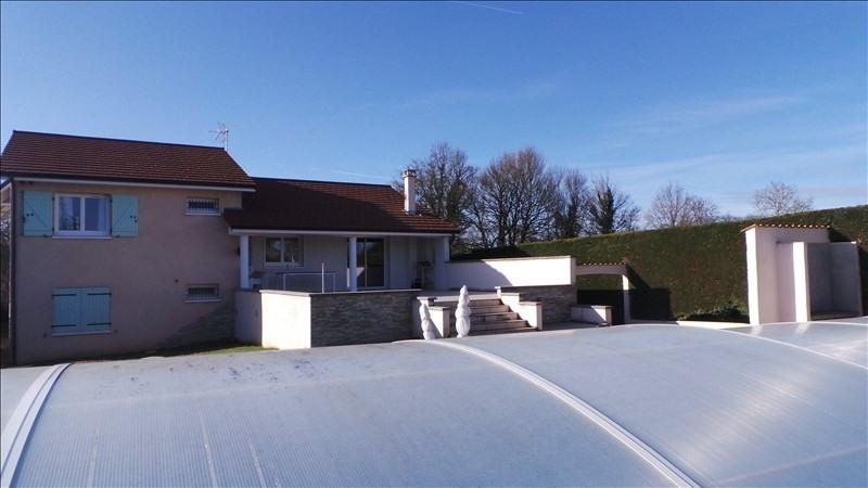 Vente maison / villa St jean de niost 410000€ - Photo 2