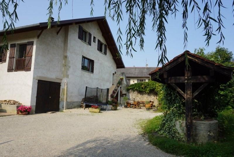 Vente maison / villa Cernex 450000€ - Photo 1