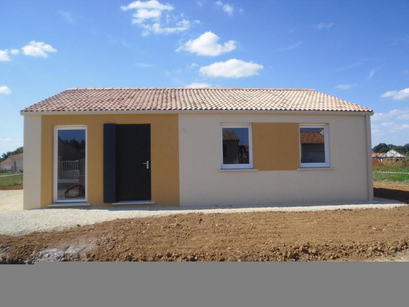 Maison  5 pièces + Terrain 700 m² La Tardière par Maisons Phénix Thouaré