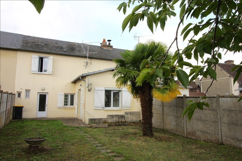 Vente maison / villa Conches en ouche 168000€ - Photo 1