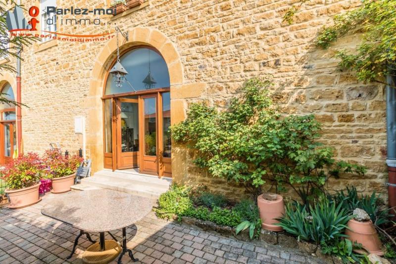 Vente appartement Saint-germain-sur-l'arbresle 249000€ - Photo 10