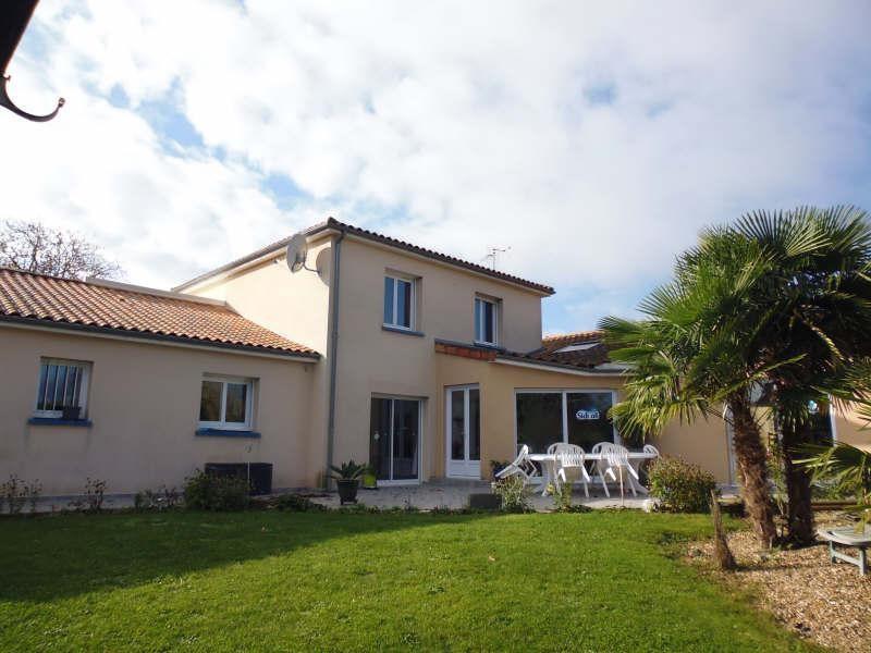 Vente maison / villa St georges les baillargeau 332900€ -  2