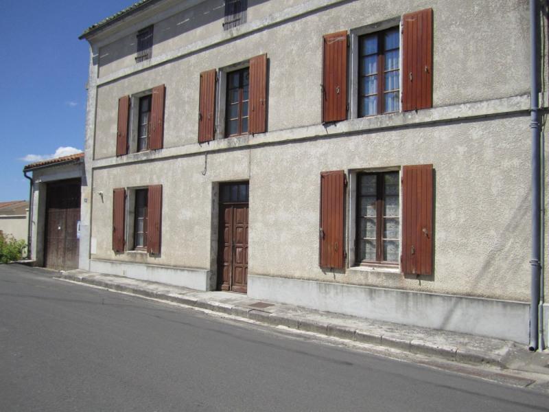 Vente maison / villa Chateauneuf sur charente 105000€ - Photo 1