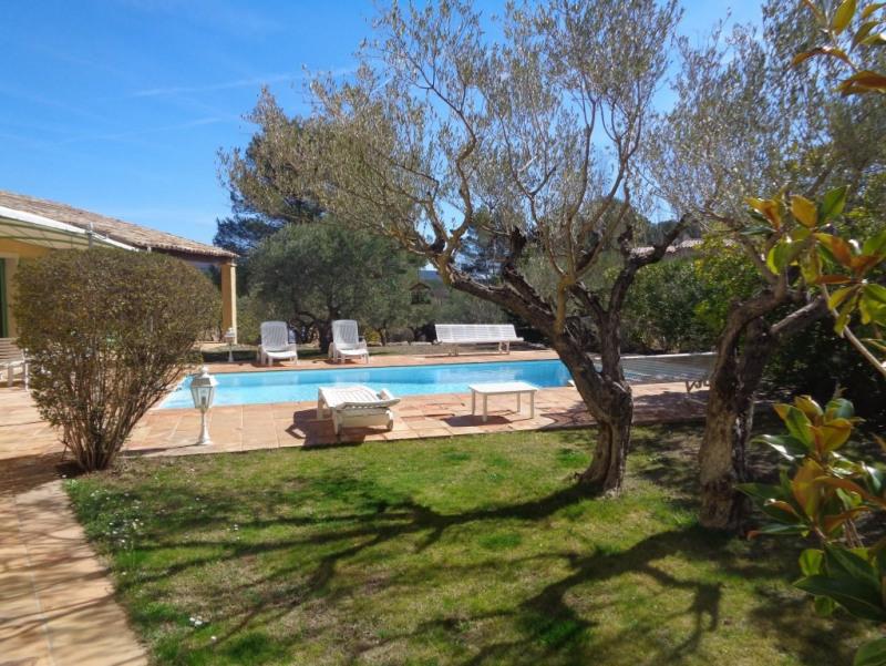 Sale house / villa Salernes 546000€ - Picture 4
