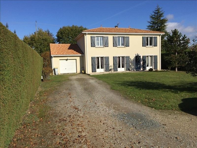 Vente maison / villa Poitiers 325000€ -  3