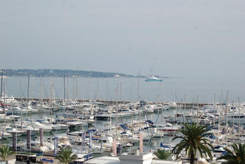 Vente appartement Golfe-juan 450 000€ - Photo 1