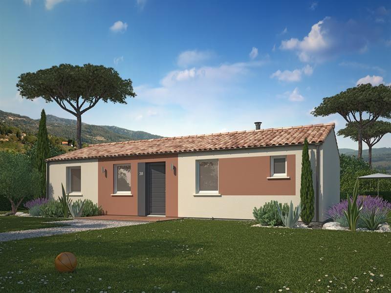 Maison  6 pièces + Terrain 2000 m² Hauterives par MAISONS PHENIX St MARCEL LES VALENCE