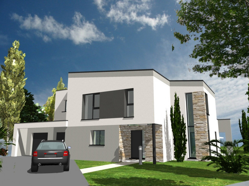 """Modèle de maison  """"Modèle SUR MESURE de 6 pièces"""" à partir de 6 pièces Yvelines par ARCHIVIM SUD ILE-DE-FRANCE"""