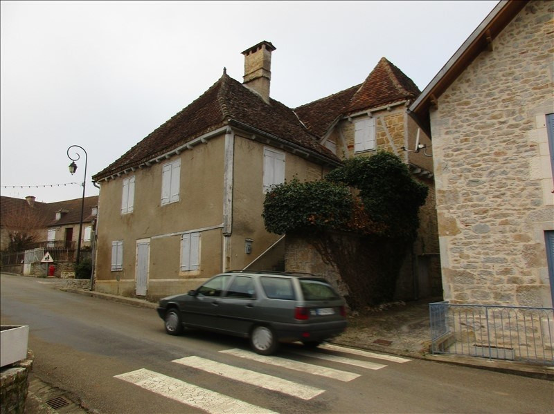 Vente maison / villa Miers 198 000€ - Photo 1