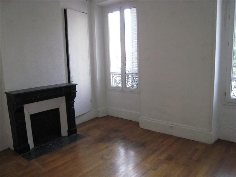 Location appartement Asnieres sur seine 880€ CC - Photo 2