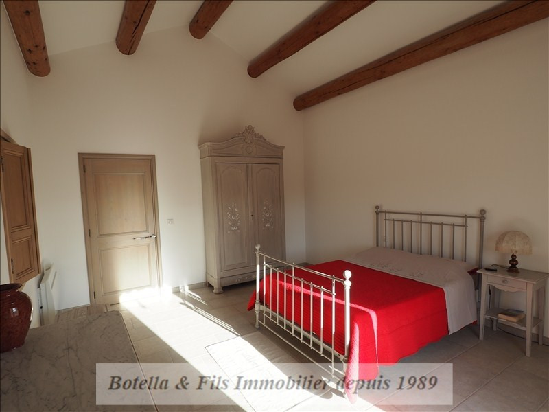 Deluxe sale house / villa Uzes 579 000€ - Picture 6