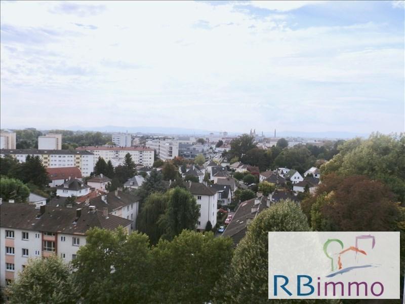 Vente appartement Strasbourg 149500€ - Photo 3
