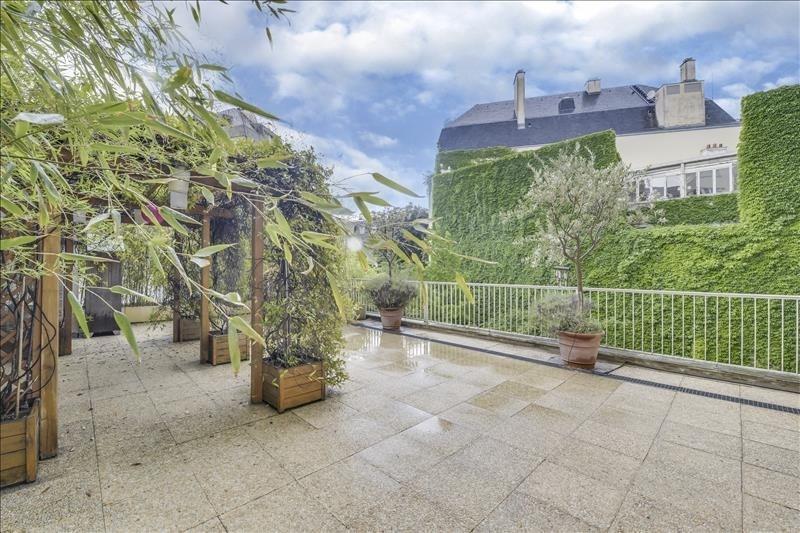 Revenda residencial de prestígio apartamento Paris 7ème 2536000€ - Fotografia 1