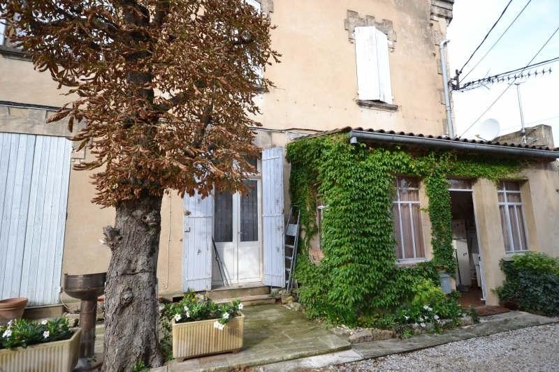 Vente maison / villa Cavaillon 139000€ - Photo 1