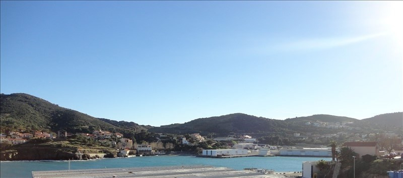 Sale apartment Port vendres 186 000€ - Picture 1