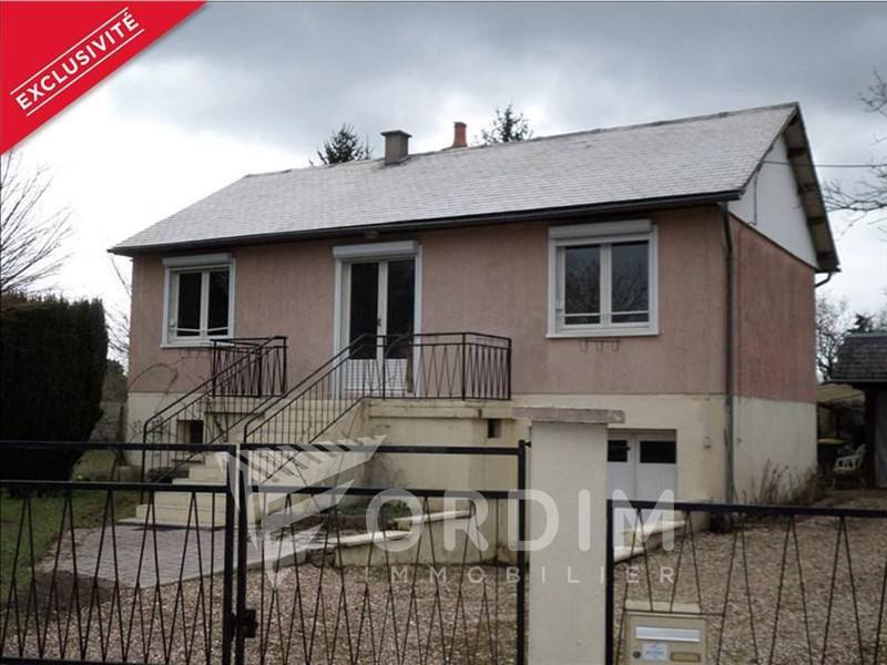 Sale house / villa La chapelle montlinard 83000€ - Picture 1