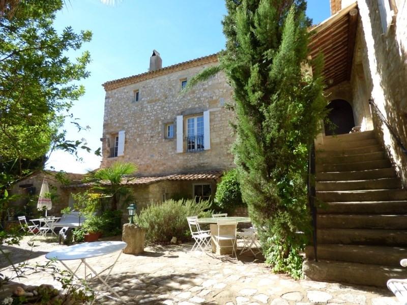 Vente de prestige maison / villa Uzes 1395000€ - Photo 7