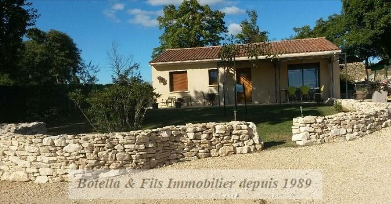 Venta  casa Barjac 273700€ - Fotografía 2